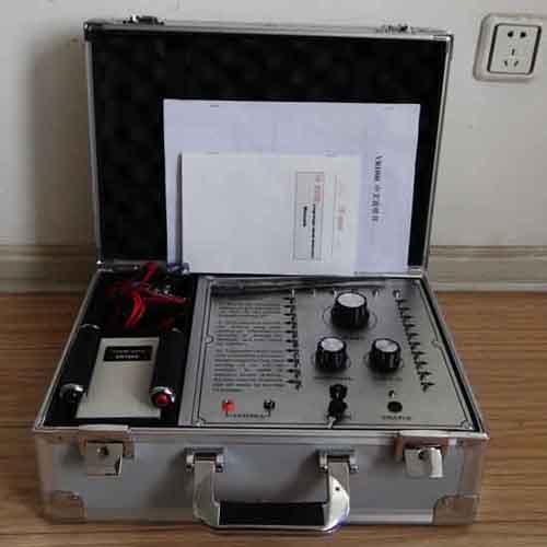 epx-8500 50米    超深度远程金属探测系统是世界先进的地面探测仪之